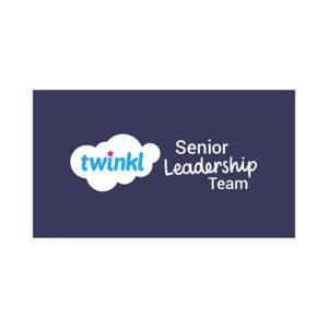 Twinkl Senior Leadership Team logo