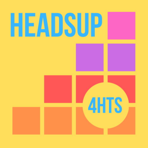 Heads Up 4 HTs Logo